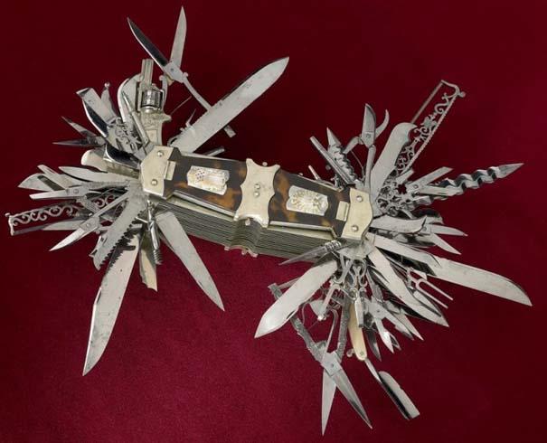 Πολυσουγιάς του 1880 με 100 διαφορετικές λειτουργίες, ακόμη και μίνι πιστόλι (1)