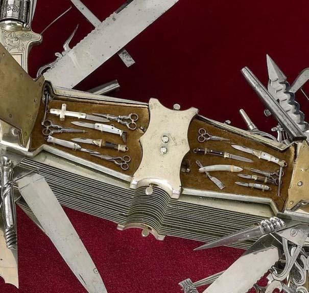 Πολυσουγιάς του 1880 με 100 διαφορετικές λειτουργίες, ακόμη και μίνι πιστόλι (7)