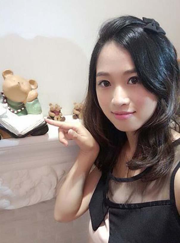 Το πραγματικό πρόσωπο μιας γυναίκας πίσω από το μακιγιάζ (3)