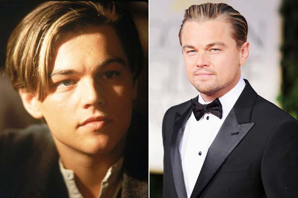 Οι πρωταγωνιστές της ταινίας «Τιτανικός» τότε και τώρα (2)