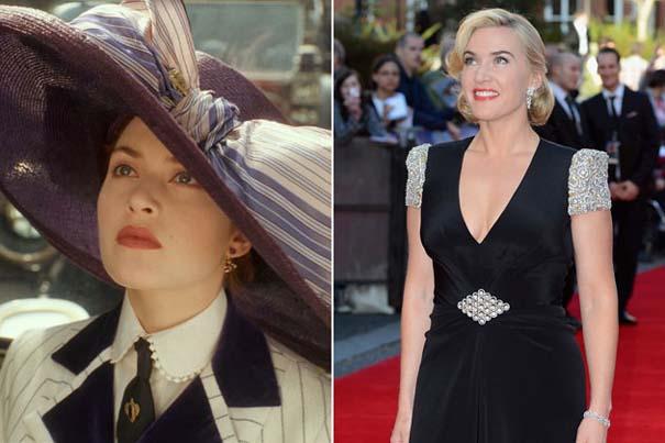 Οι πρωταγωνιστές της ταινίας «Τιτανικός» τότε και τώρα (3)