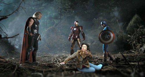 Η Scarlett Johansson έπεσε... και το Internet ανέλαβε δράση! (8)