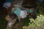Scooter της Σοβιετικής εποχής μετατράπηκε σε κινητό σπίτι (1)