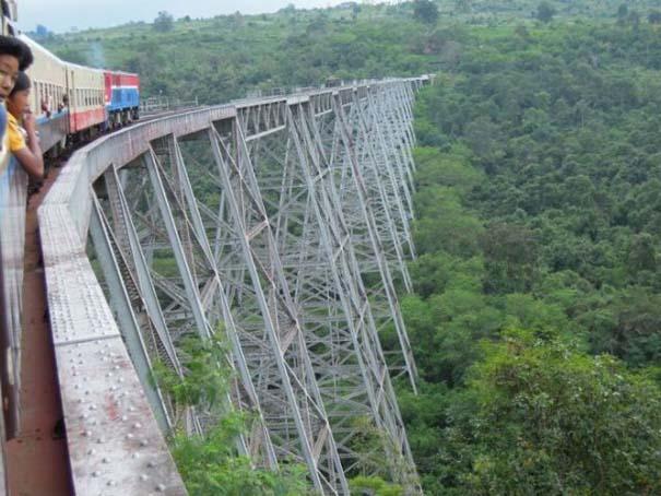 Ένας σιδηρόδρομος στον ουρανό (2)