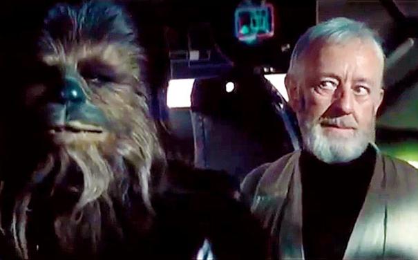 Σπάνιο video με γκάφες και απρόοπτα από τα γυρίσματα του Star Wars