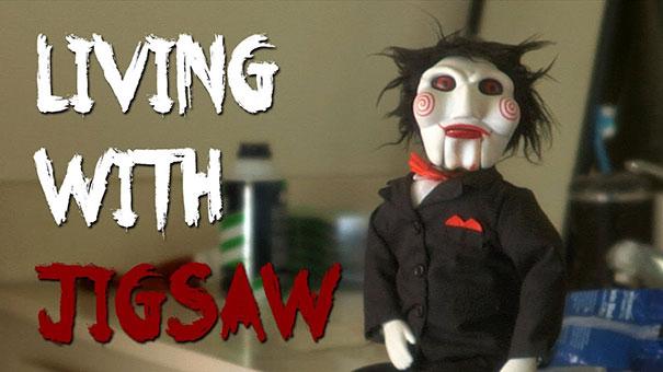 Συγκατοικώντας με τον Jigsaw