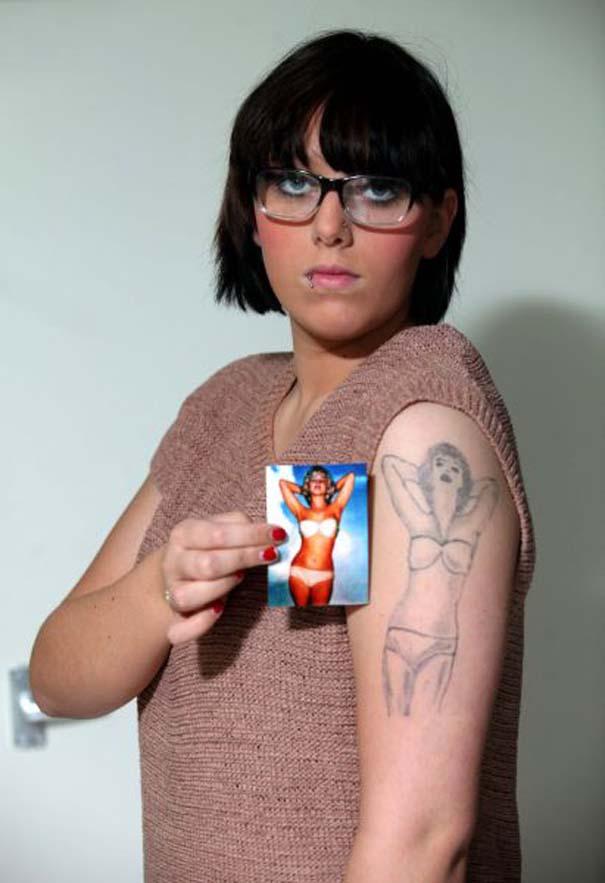 Το μόνο που ήθελε ήταν ένα τατουάζ με την Marilyn Monroe (6)