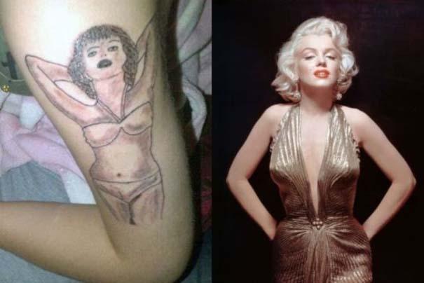 Το μόνο που ήθελε ήταν ένα τατουάζ με την Marilyn Monroe (5)