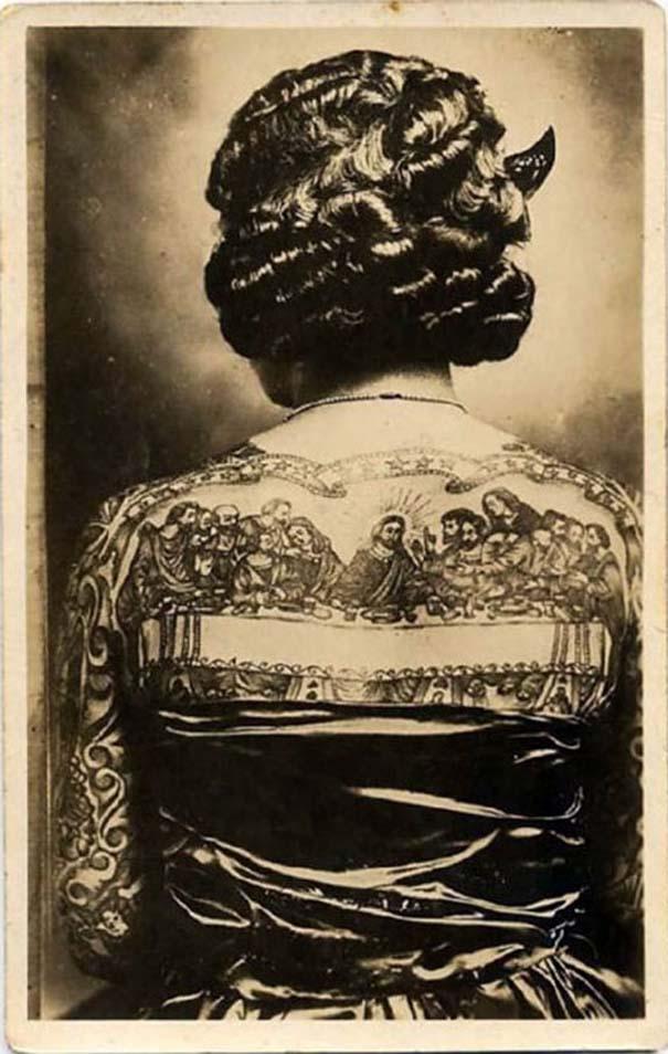 Τατουάζ του παρελθόντος (1)