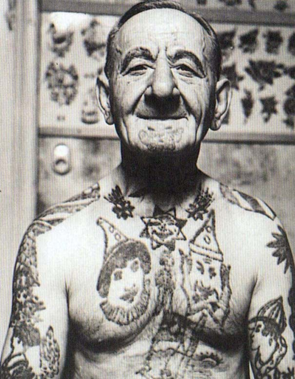 Τατουάζ του παρελθόντος (2)