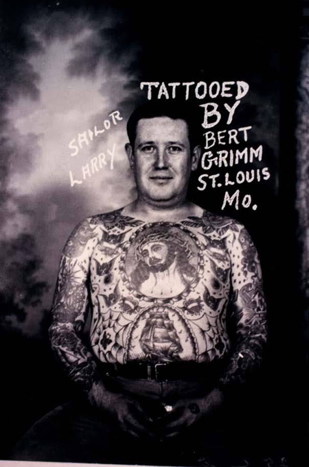 Τατουάζ του παρελθόντος (3)