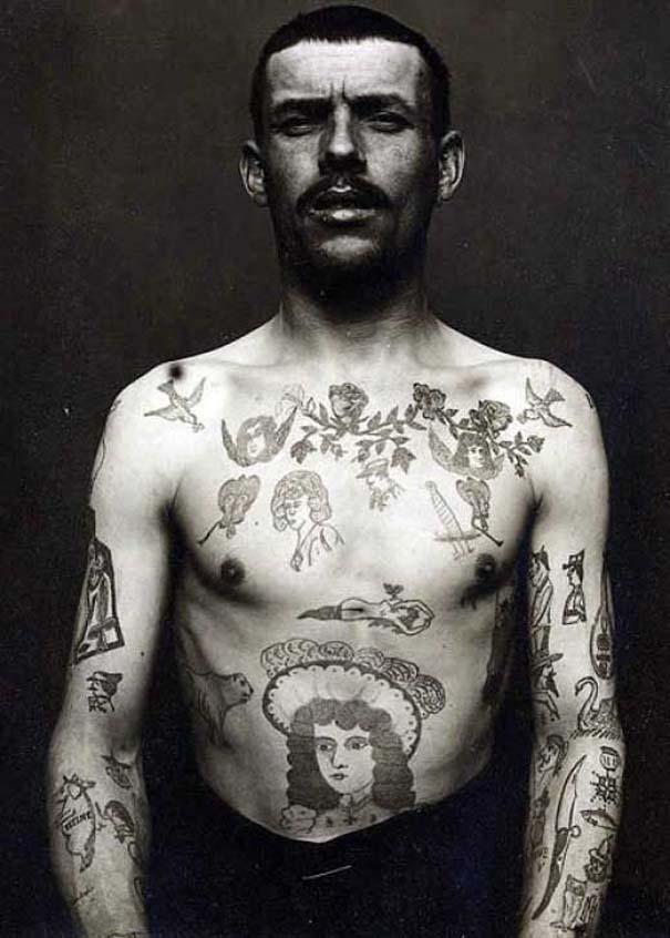 Τατουάζ του παρελθόντος (4)