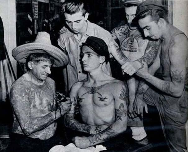 Τατουάζ του παρελθόντος (5)