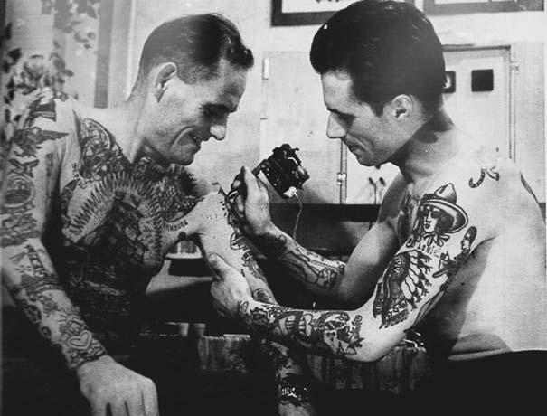 Τατουάζ του παρελθόντος (6)