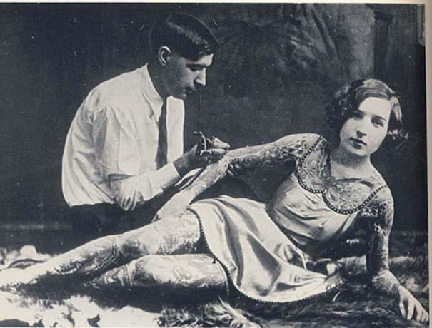 Τατουάζ του παρελθόντος (8)