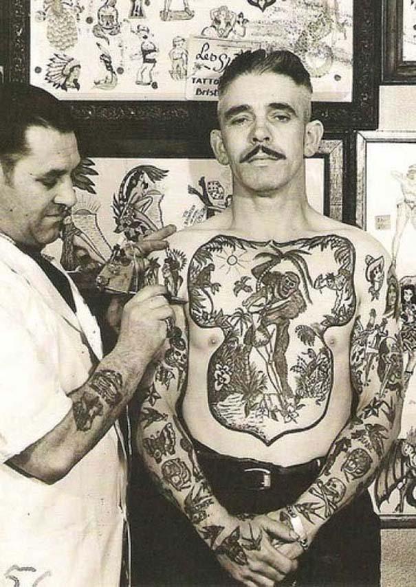 Τατουάζ του παρελθόντος (9)