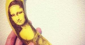 Τατουάζ σε μπανάνες