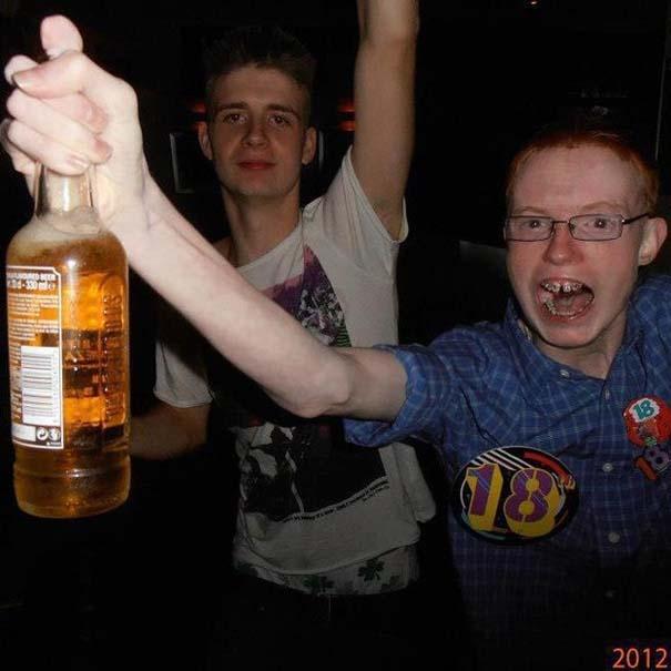 Τραγικές και αστείες στιγμές σε Clubs (2)