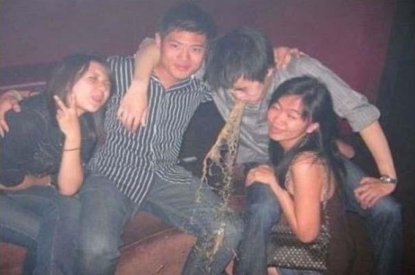 Τραγικές και αστείες στιγμές σε Clubs (23)