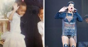 13 διάσημοι τραγουδιστές σε παιδική ηλικία και τώρα