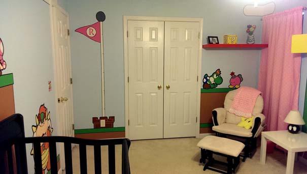 Βρεφικό δωμάτιο Super Mario (3)