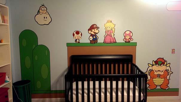 Βρεφικό δωμάτιο Super Mario (4)