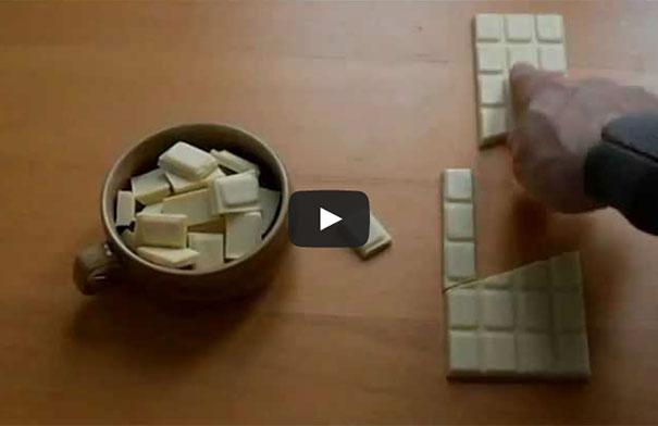 Χρησιμοποιώντας τα μαθηματικά για να δημιουργήσεις σοκολάτα από το τίποτα