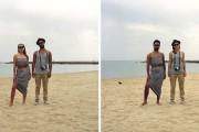 Ζευγάρια φωτογραφίζονται ανταλλάσοντας τα ρούχα τους (15)
