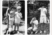 20 χρόνια μετά: Δυο αδέρφια δημιουργούν εκ νέου τις παιδικές τους φωτογραφίες (13)
