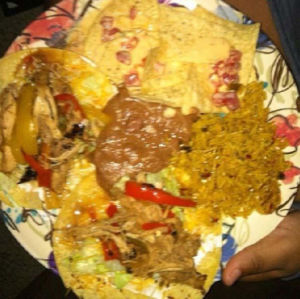 Αηδιαστικά και ακατανόητα γεύματα (3)
