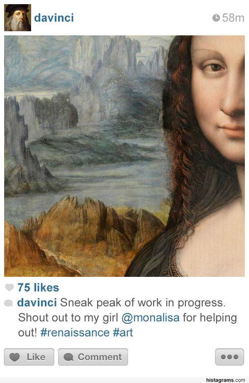 Αν τα ιστορικά γεγονότα δημοσιεύονταν στο Instagram (1)