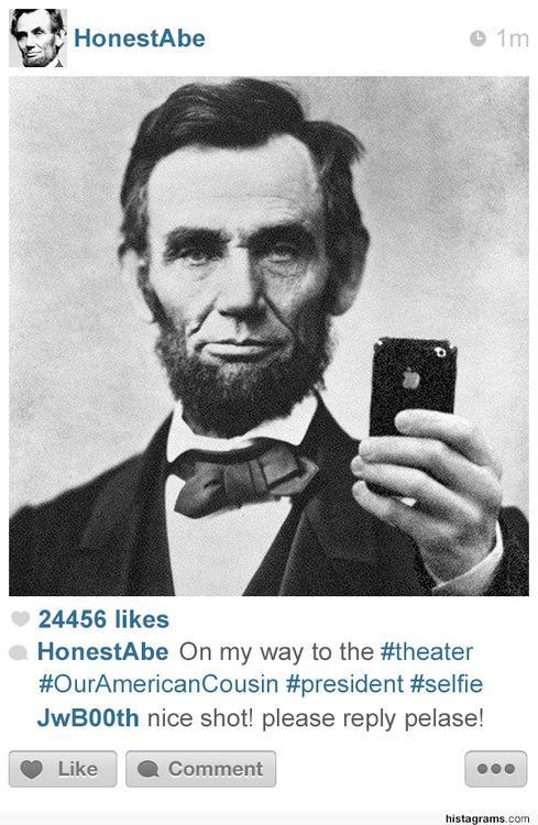 Αν τα ιστορικά γεγονότα δημοσιεύονταν στο Instagram (9)