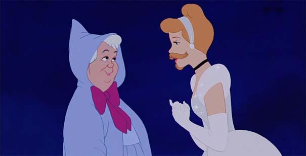 Αν οι πριγκίπισσες της Disney είχαν μούσια (10)