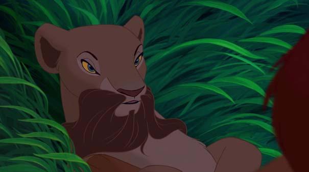Αν οι πριγκίπισσες της Disney είχαν μούσια (11)