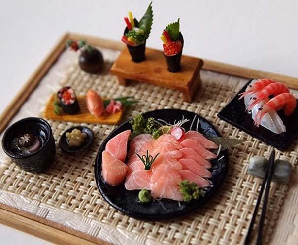 Απίστευτες μινιατούρες φαγητών (2)
