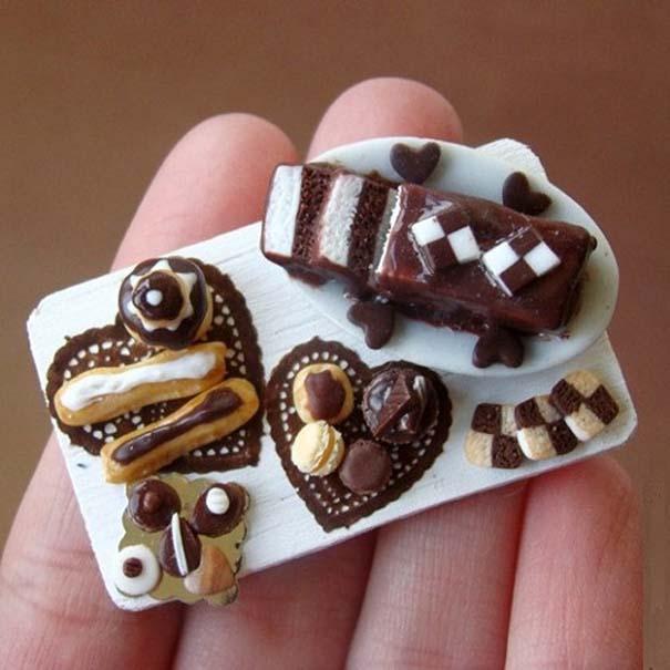 Απίστευτες μινιατούρες φαγητών (3)