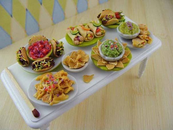 Απίστευτες μινιατούρες φαγητών (15)