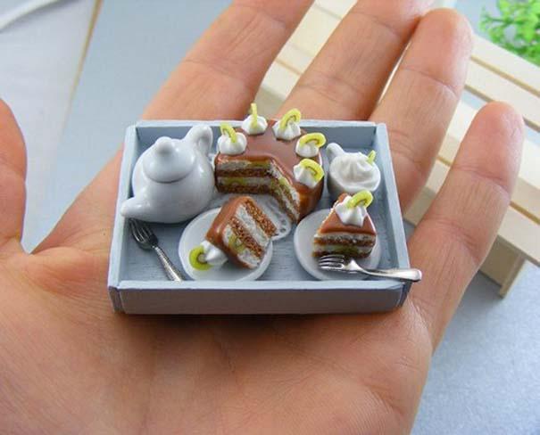 Απίστευτες μινιατούρες φαγητών (19)