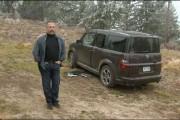 Αυτοκίνητο μετά την επιδρομή αρκούδων (1)