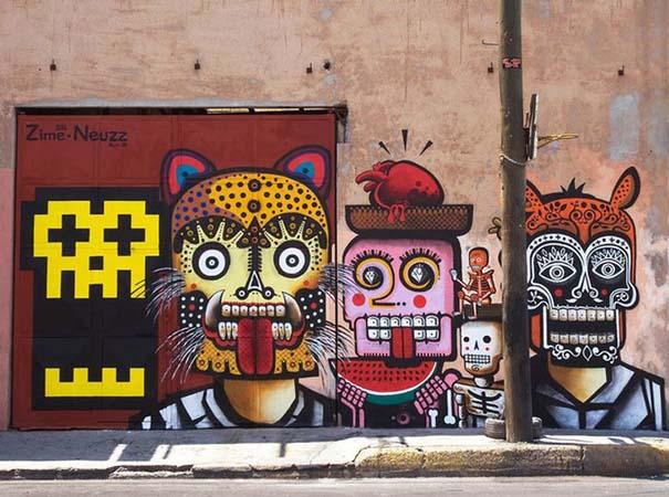 Εντυπωσιακά graffiti (20)