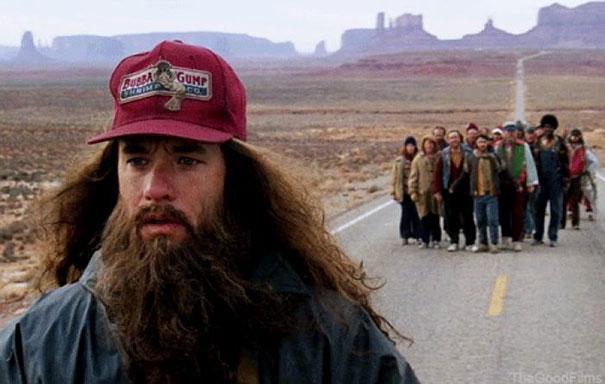 Οι πρωταγωνιστές της ταινίας «Forrest Gump» τότε και τώρα (1)