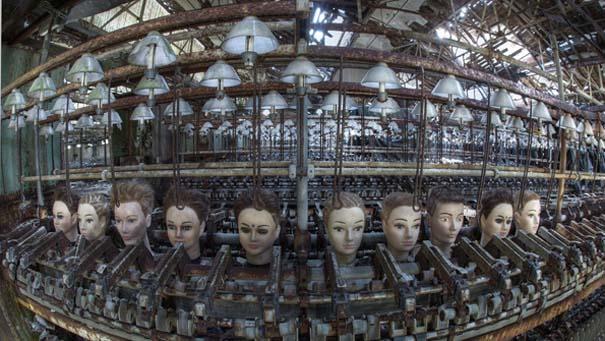 Φωτογραφίες από εγκαταλελειμμένα εργοστάσια παιχνιδιών (1)