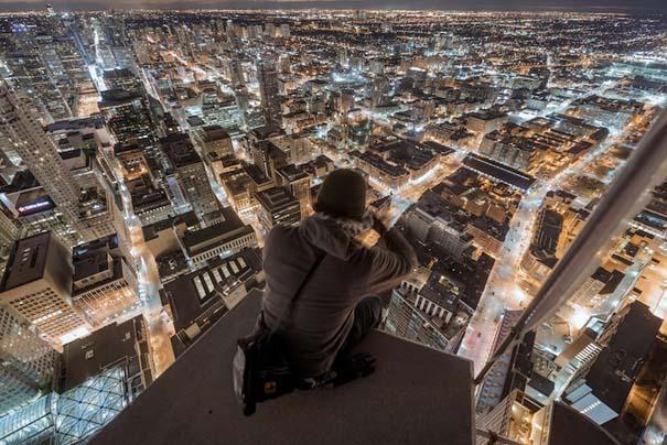 Φωτογραφίες από την οροφή ουρανοξυστών που κόβουν την ανάσα (2)