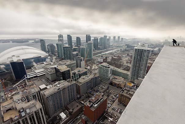 Φωτογραφίες από την οροφή ουρανοξυστών που κόβουν την ανάσα (8)