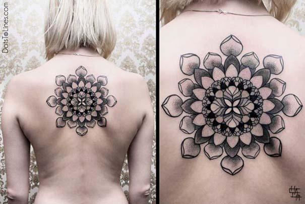 Γεωμετρικά τατουάζ από τον Chaim Machlev (21)