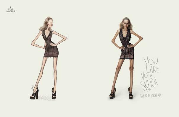 Έτσι θα ήταν οι γυναίκες αν έμοιαζαν με τα σχέδια των σχεδιαστών μόδας (2)