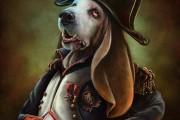 Ιστορικές φιγούρες αντικαθιστώνται από γάτες και σκύλους (3)