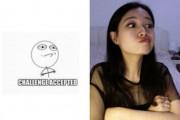 Ένα κορίτσι που μπορεί να κάνει όλες τις γκριμάτσες του Internet (1)