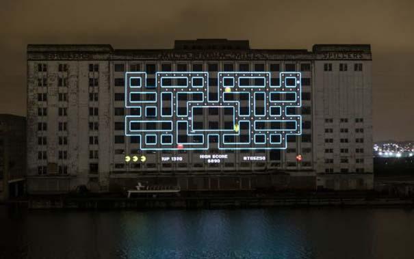 Το μεγαλύτερο Pac-Man στον κόσμο (2)