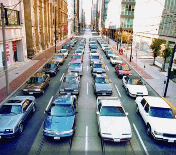Πως η χρήση ενός μέσου μεταφοράς μπορεί να αλλάξει δραστικά την κίνηση στους δρόμους (1)